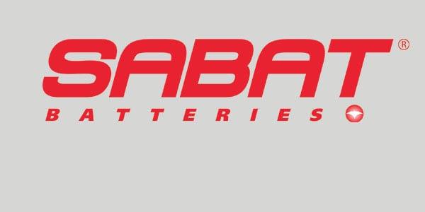 SABAT Batteries logo