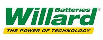 Willard Batteries Logo